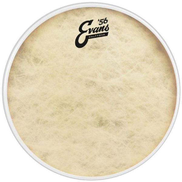 Evans 16-Inch Calftone Tom Batter drum head - TT16C7